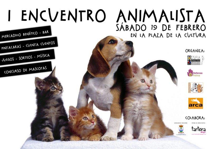 I Encuentro Animalista